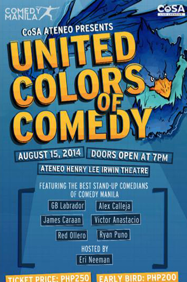 United-Colors-of-Comedy-(Ateneo)---Host&Comedian